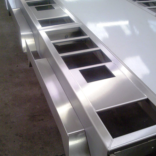 Steel Conveyors