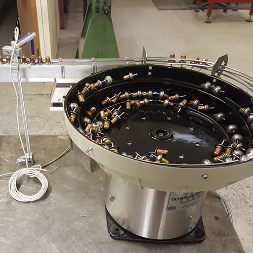 Bowl and Linear feeder System