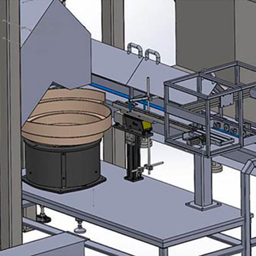 bowl feeder systems